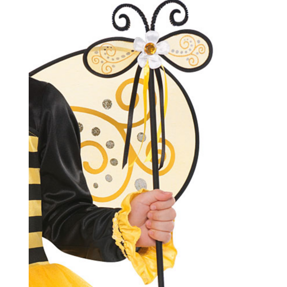 Girls Ballerina Bee Costume Image #3