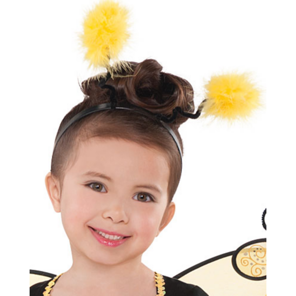 Girls Ballerina Bee Costume Image #4