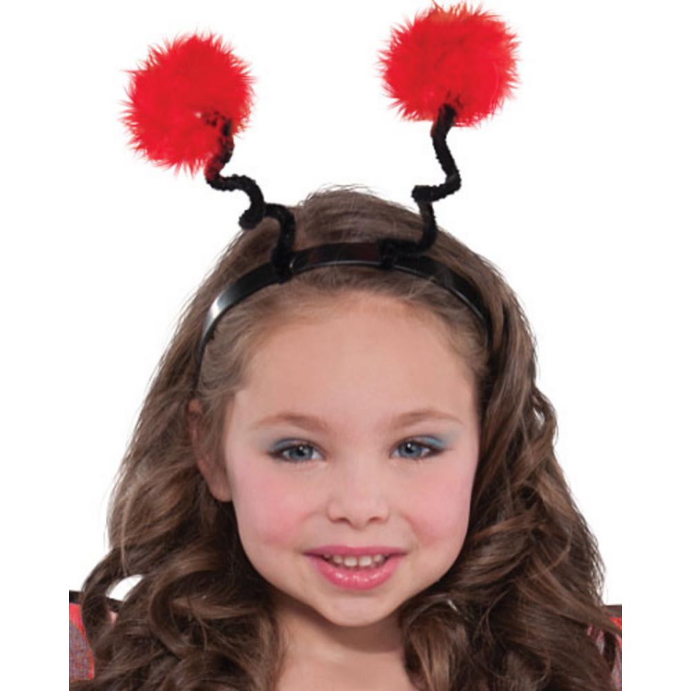 Toddler Girls Ballerina Ladybug Costume Image #5