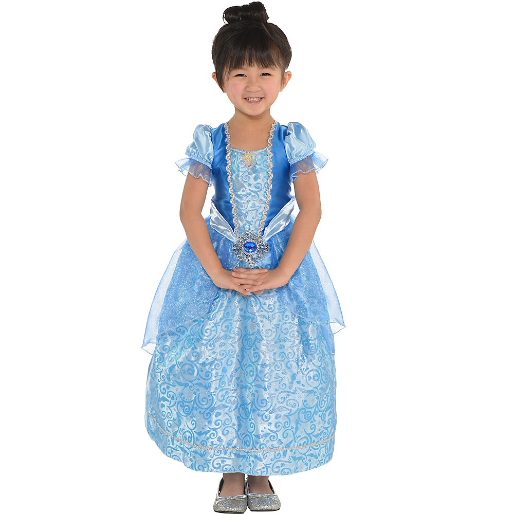 bfbcce7ab053 Cinderella Costume for Girls - Classic | Party City