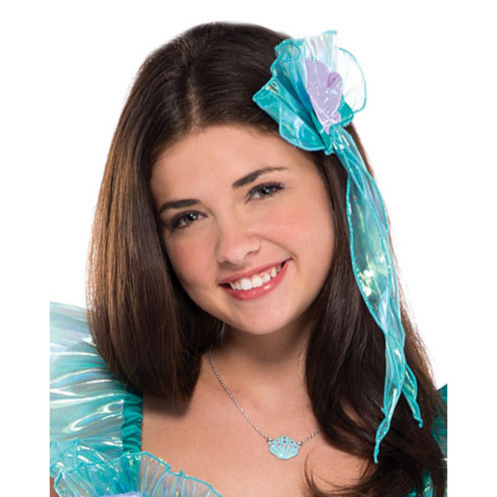 Teen Girls Ariel Costume - The Little Mermaid Image #2