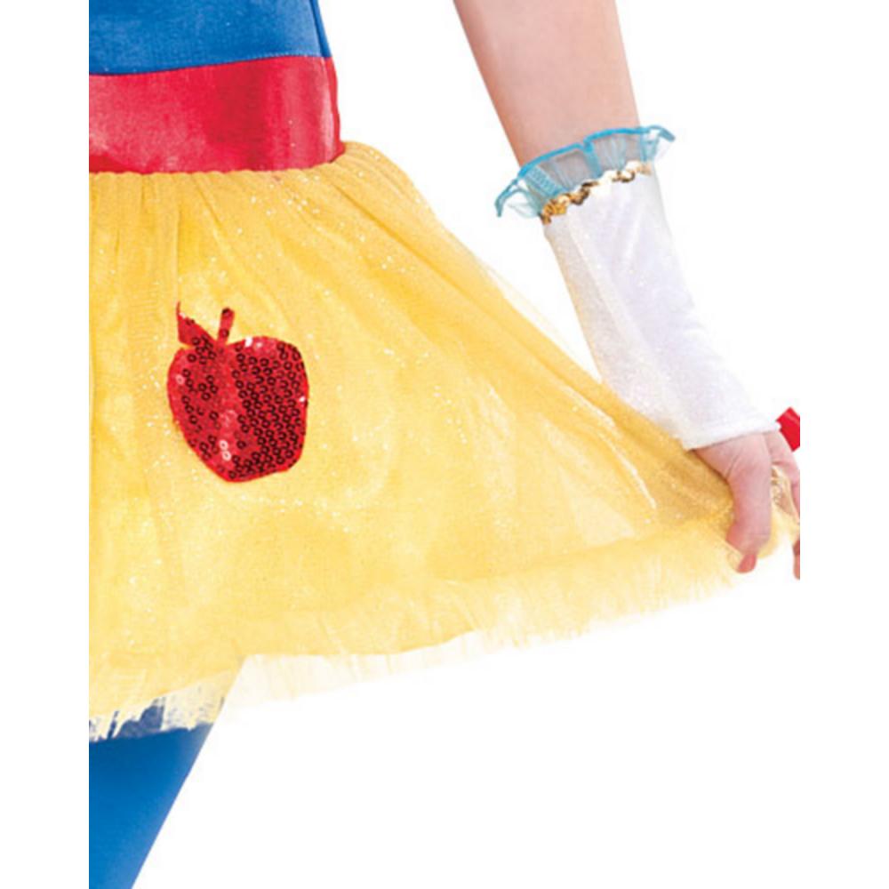 Teen Girls Snow White Costume Image #2