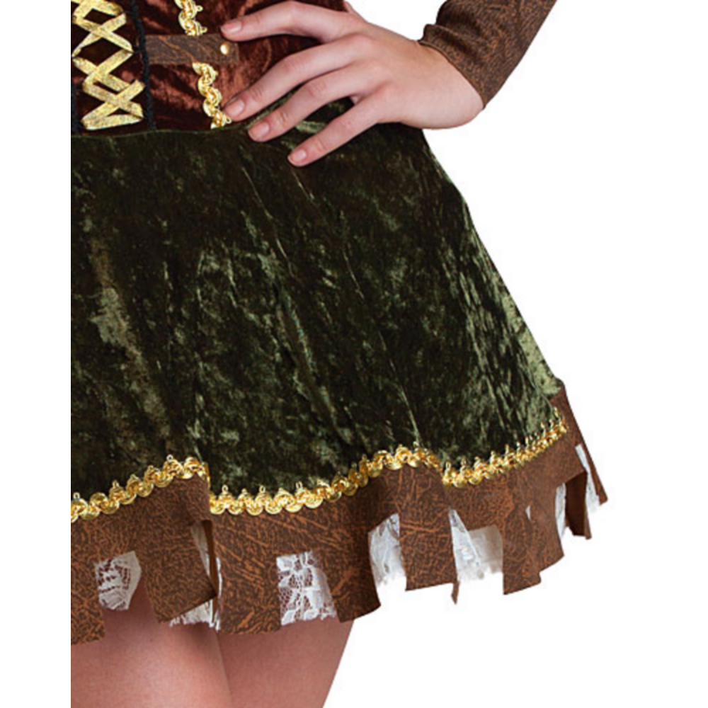 Teen Girls Robin Hood Honey Costume Image #2