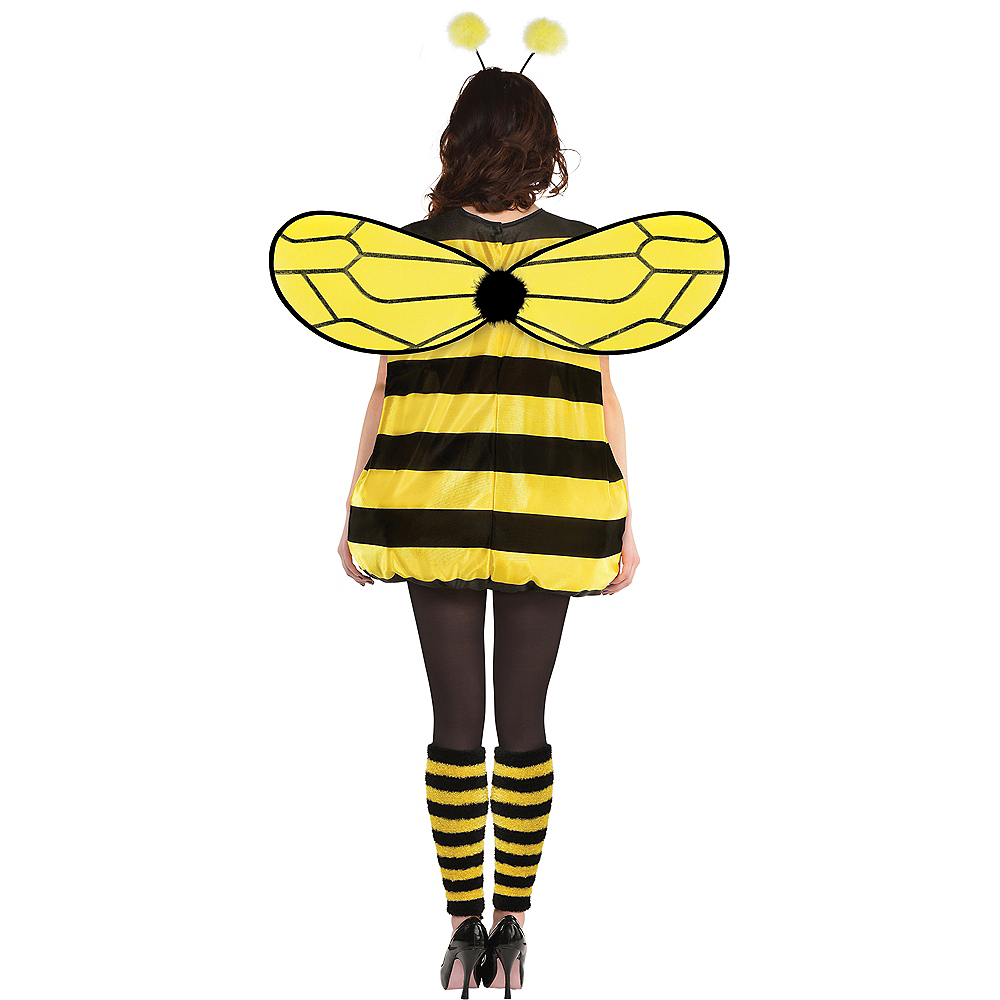 Adult Darling Bee Costume Image #2