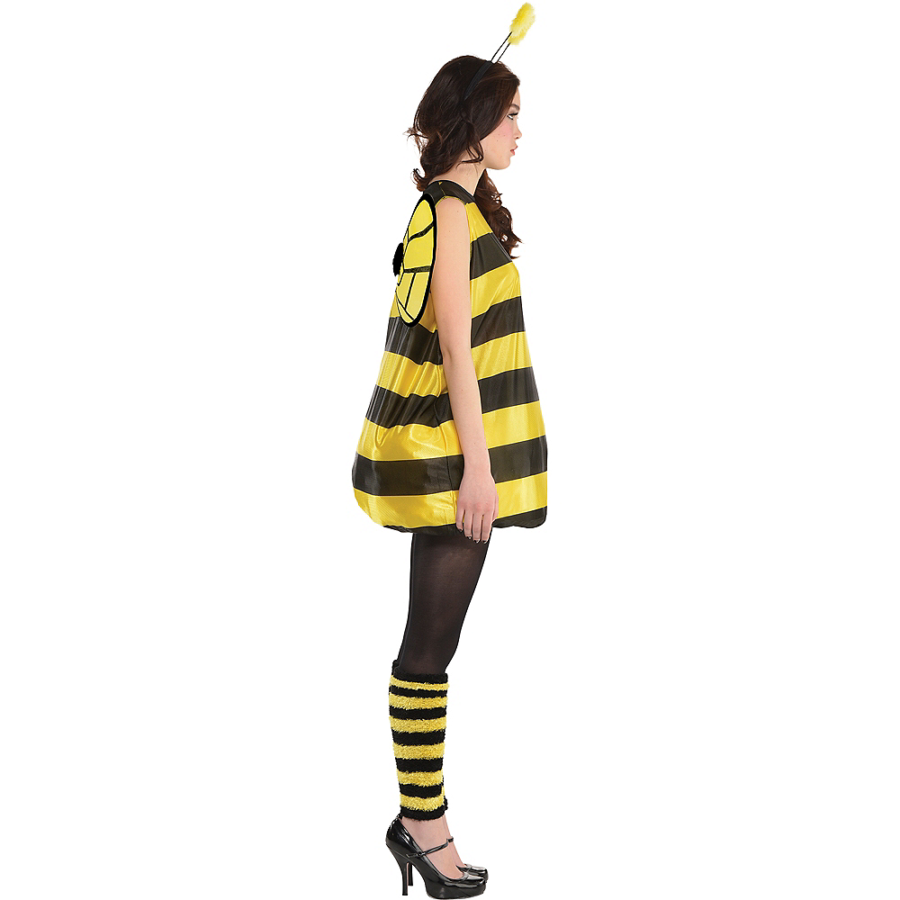 Adult Darling Bee Costume Image #3