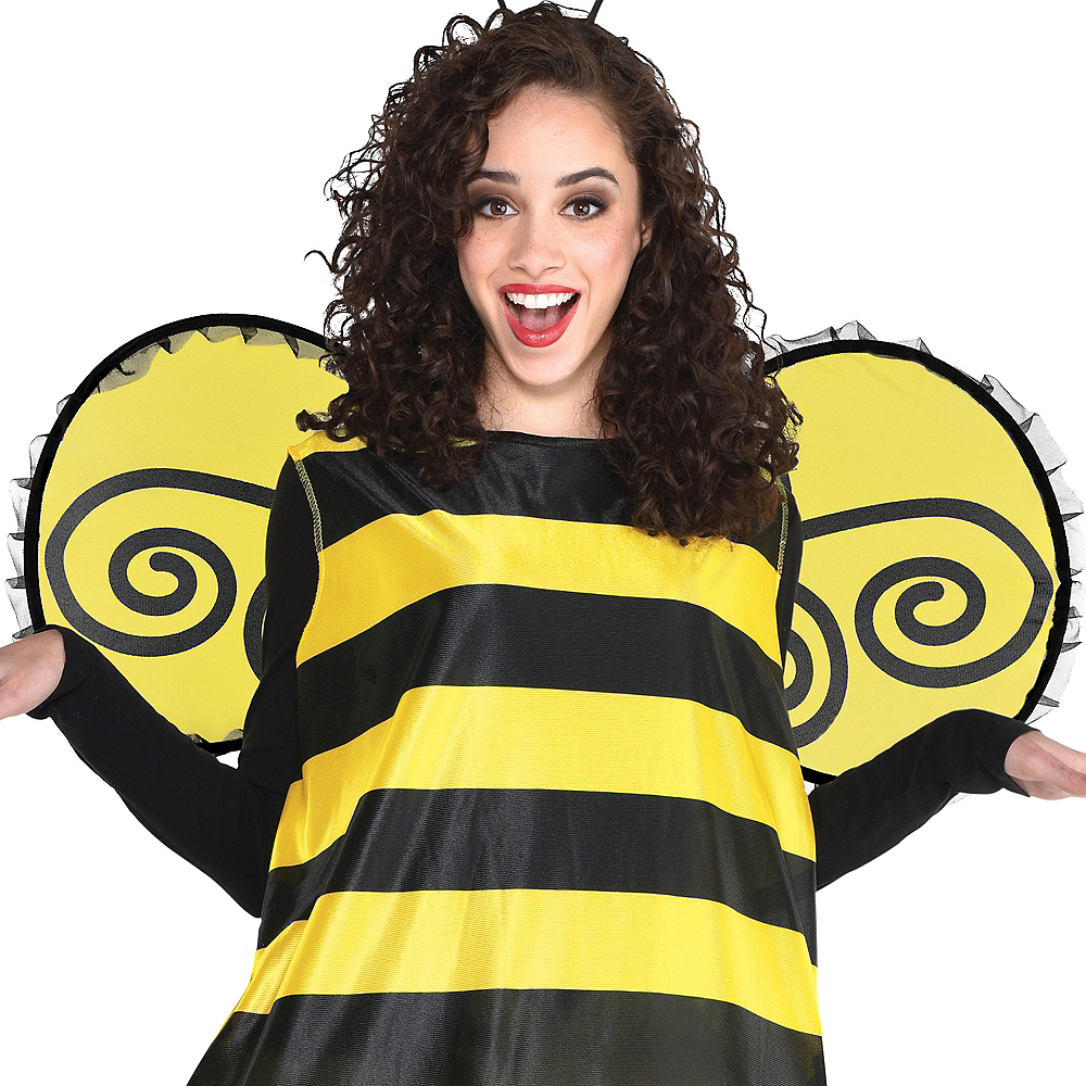 Adult Darling Bee Costume Image #5