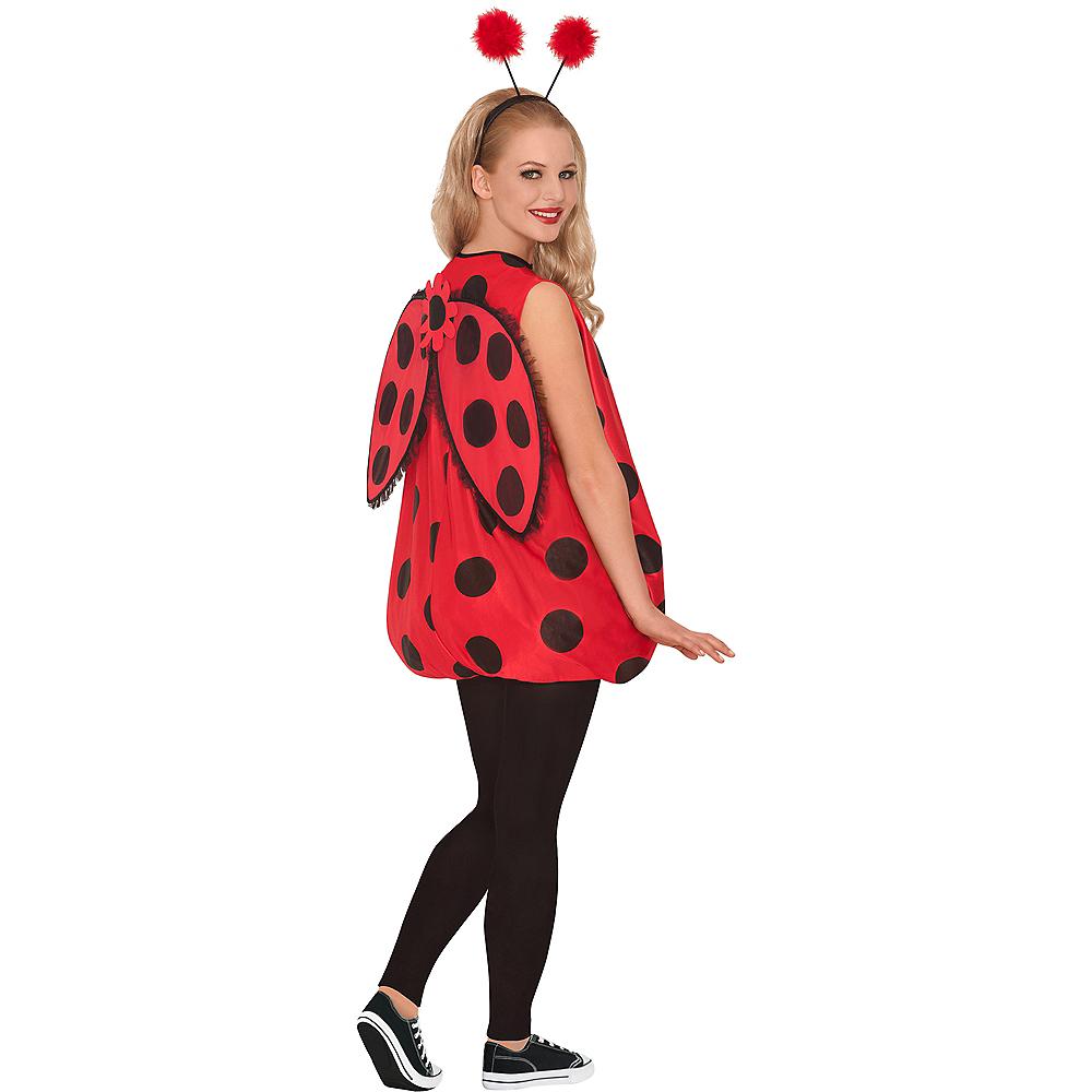 Adult Darling Ladybug Costume Image #2