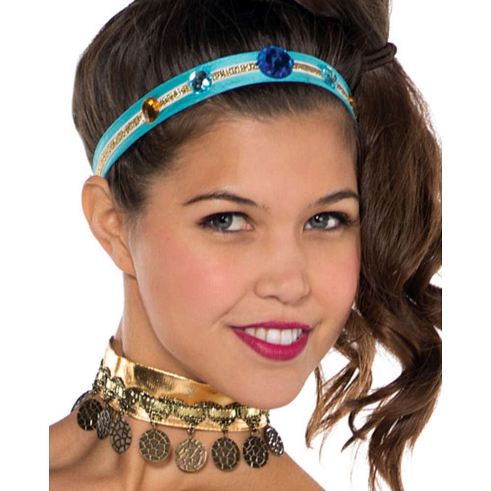 Nav Item for Adult Princess Jasmine Costume Image #2