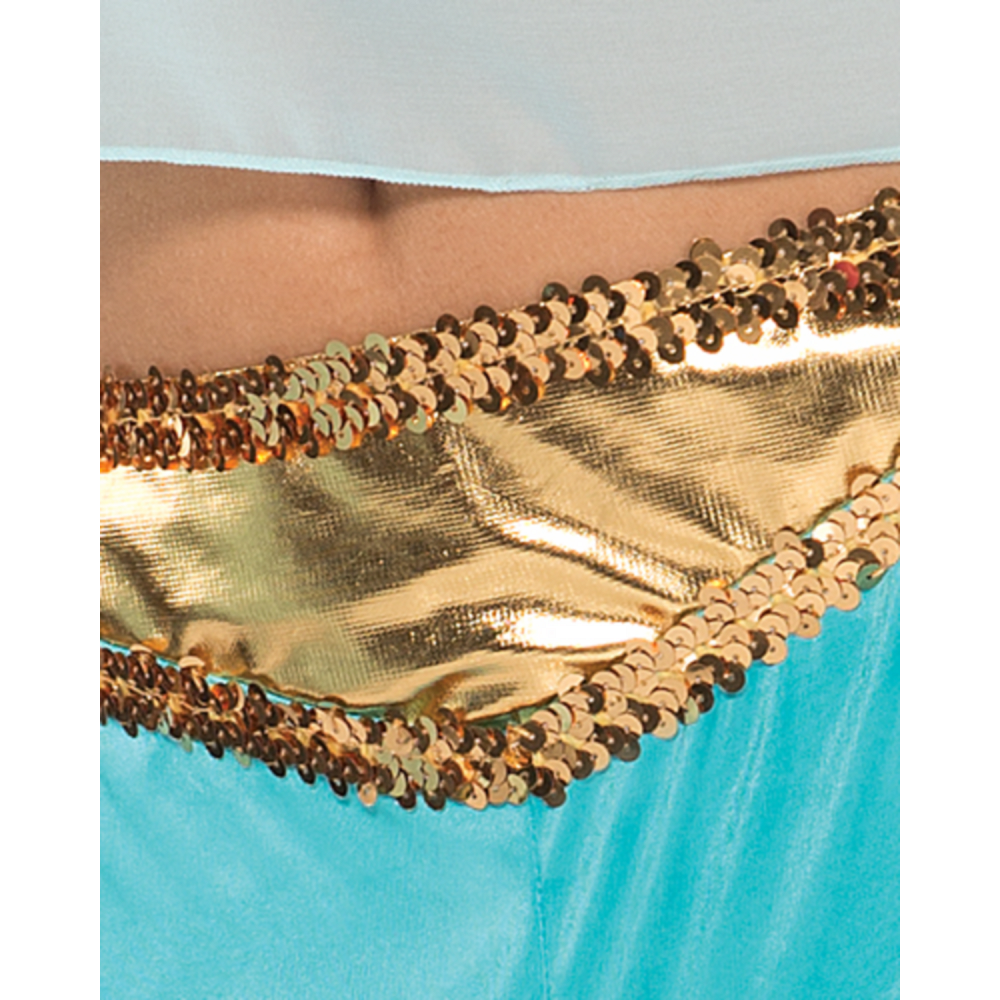 Nav Item for Adult Princess Jasmine Costume Image #5