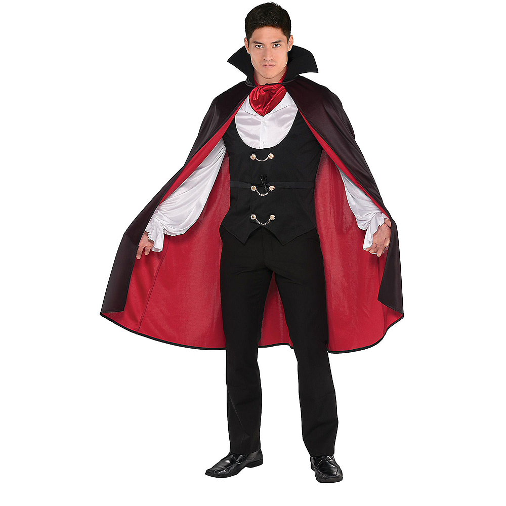 Nav Item for Adult True Vampire Costume Image #1