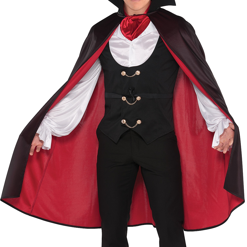 Nav Item for Adult True Vampire Costume Image #4