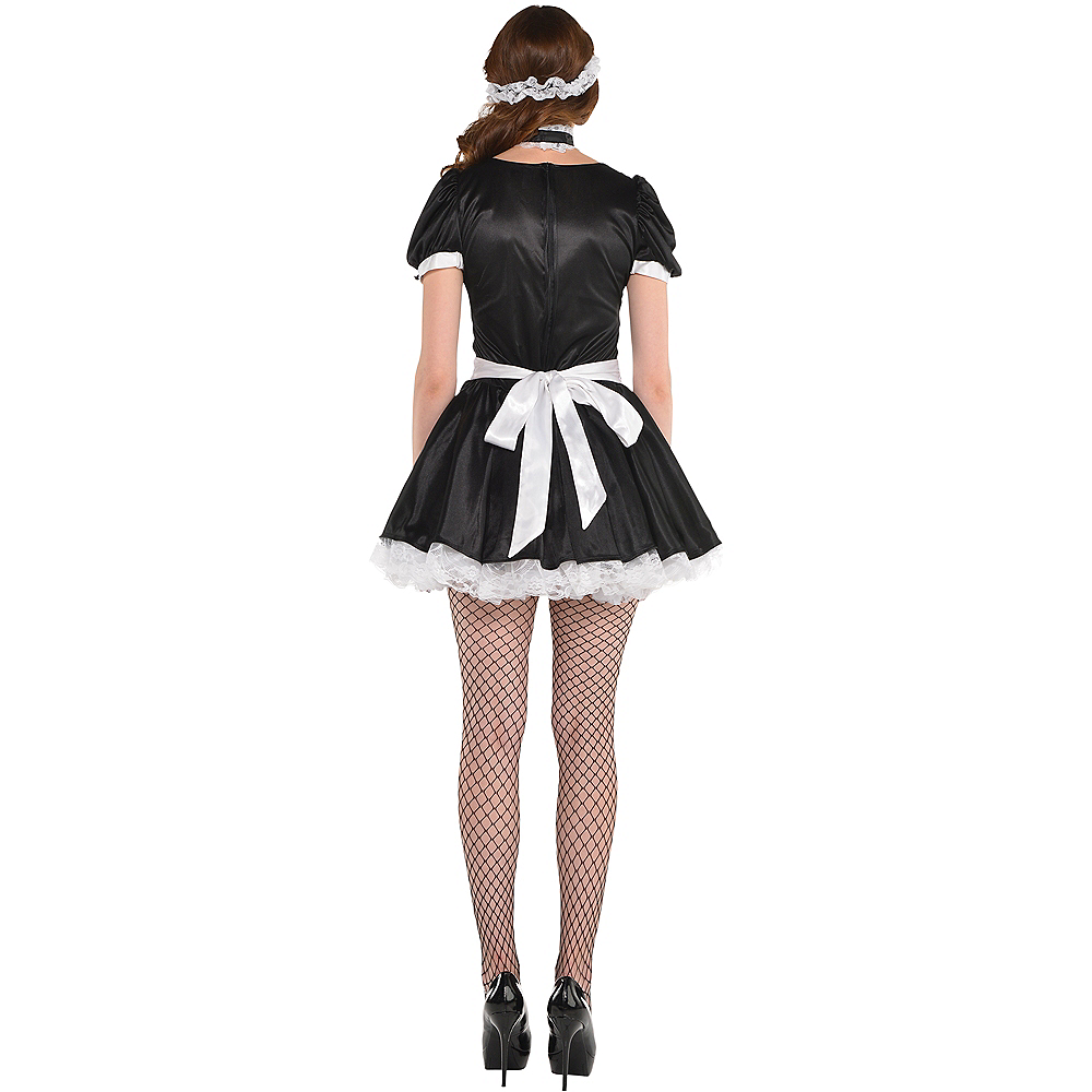 Nav Item for Adult Sassy Maid Costume Image #2