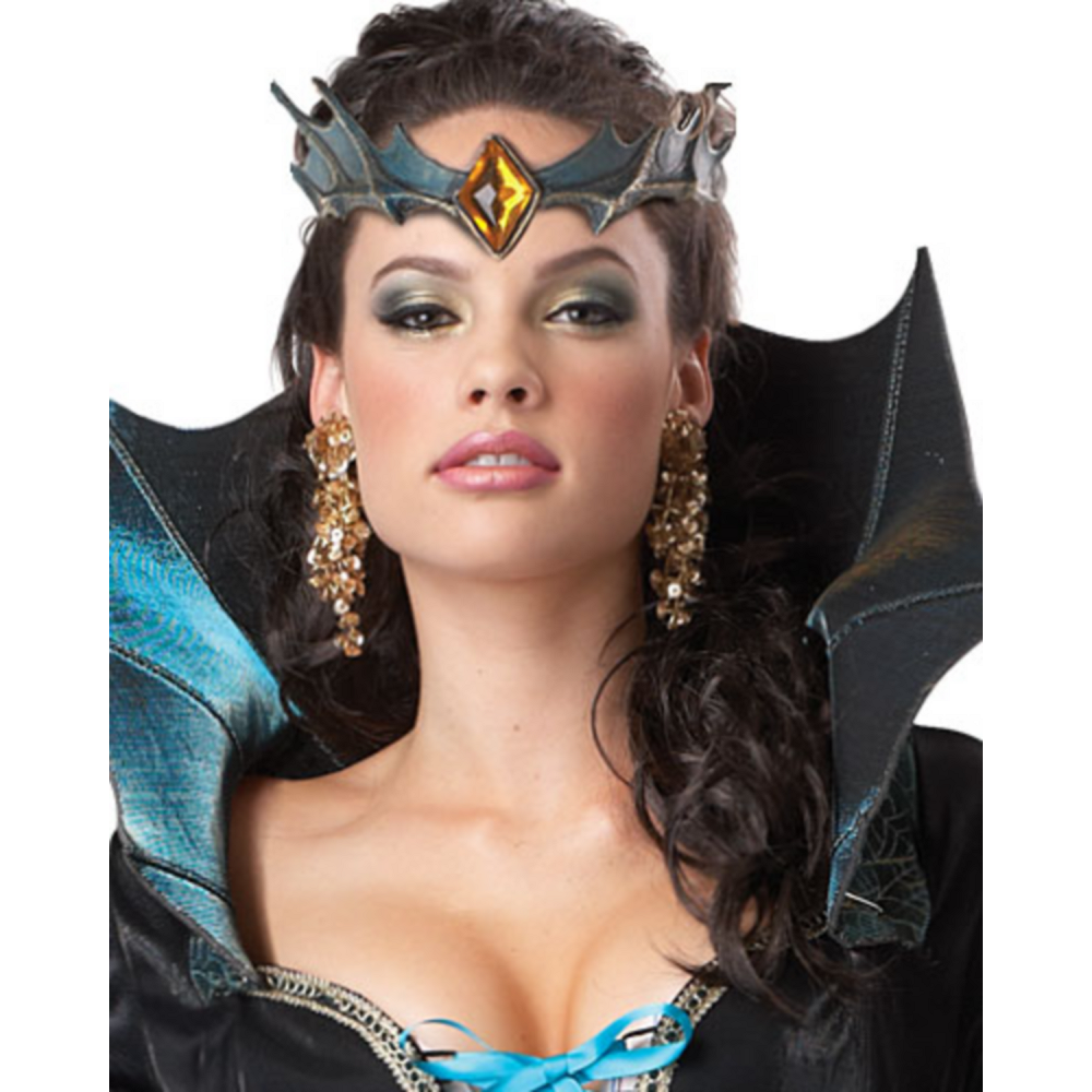 Adult Evil Sorceress Costume Image #4