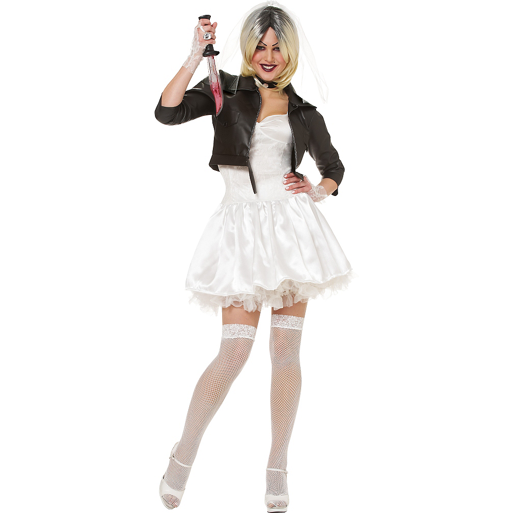Adult Bride Of Chucky Costume Image #1
