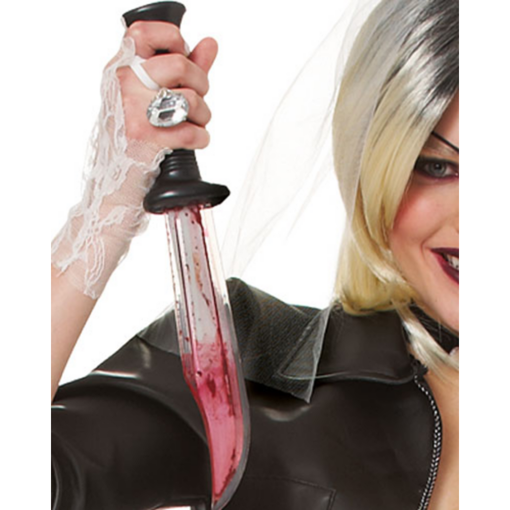 Adult Bride Of Chucky Costume Image #4