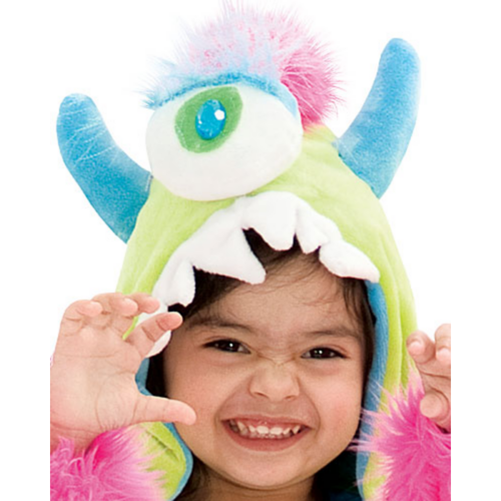 Toddler Girls Uggsy Costume Deluxe Image #3