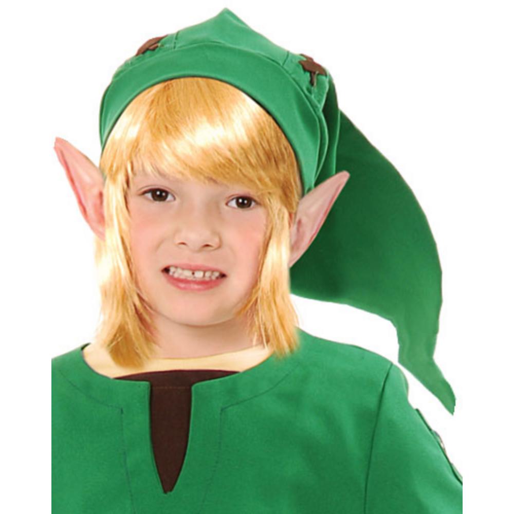 Boys Elf Warrior Costume Image #2