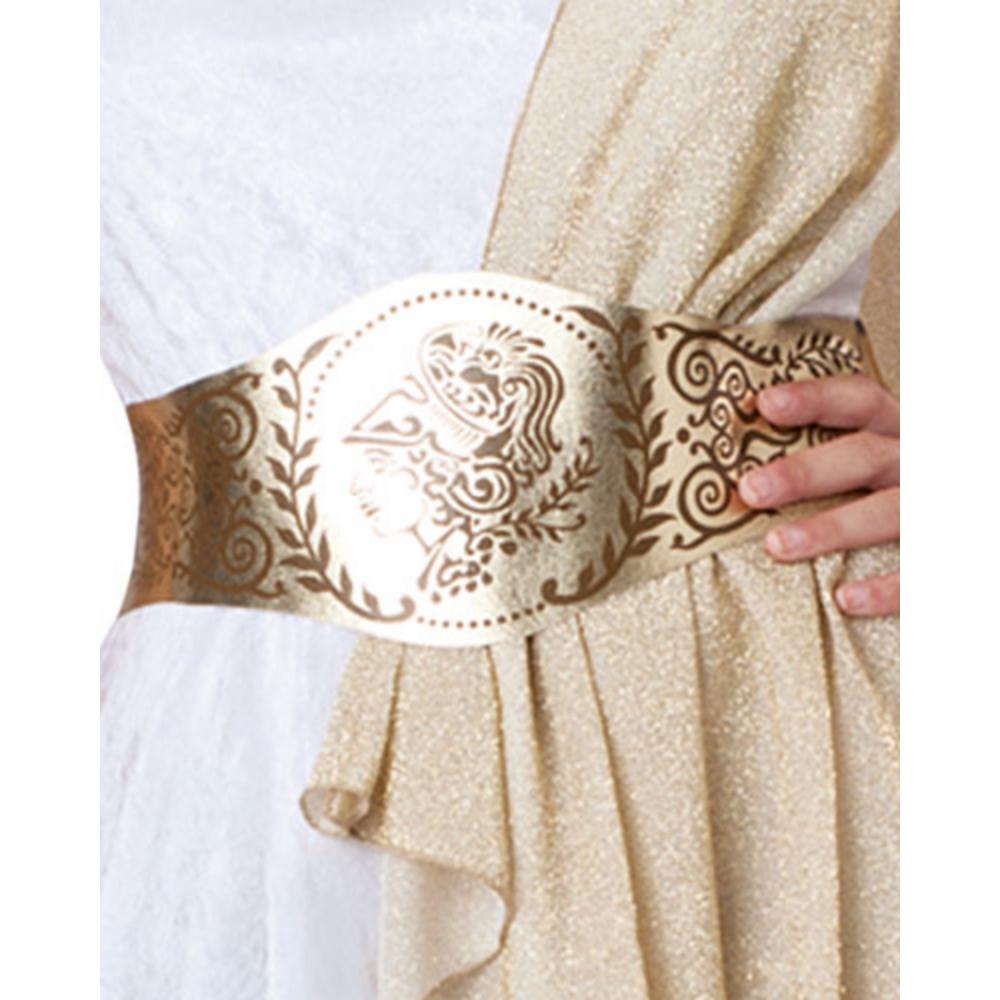 Teen Girls Glitzy Goddess Costume Image #3