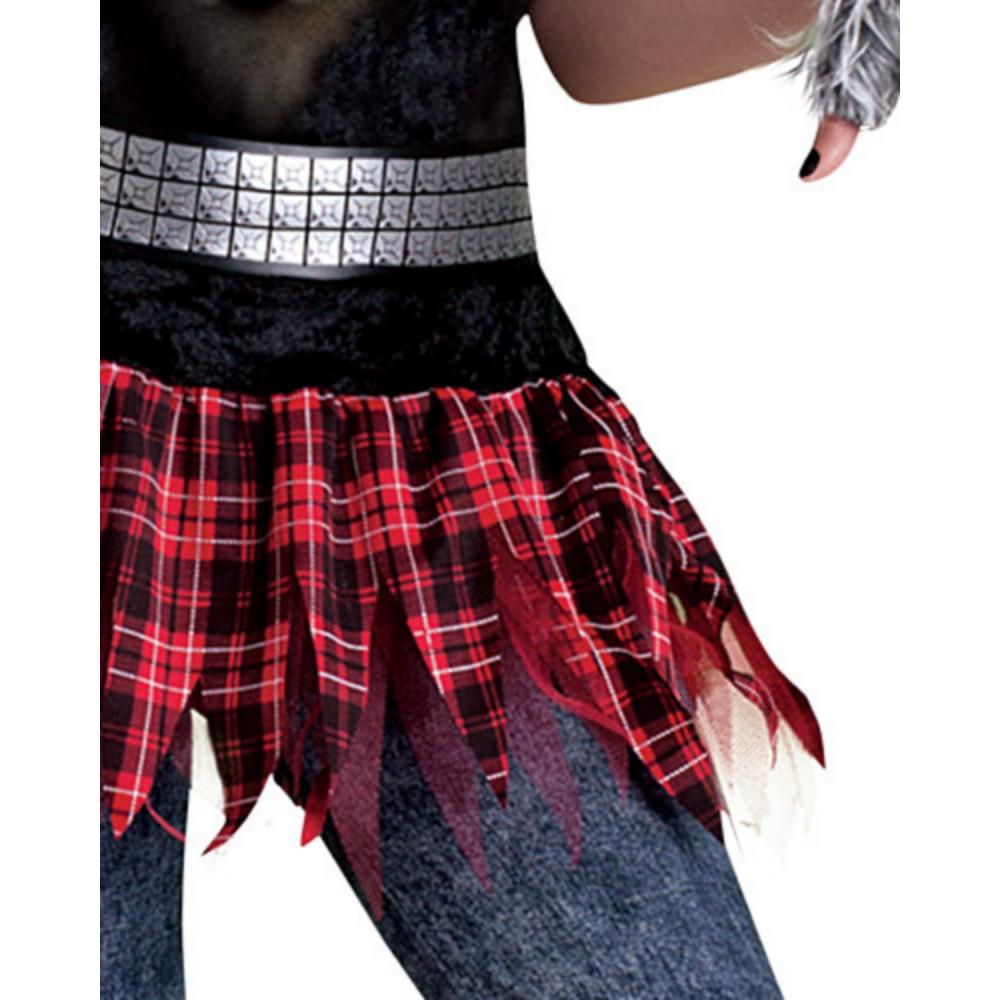 Girls Werewolf Costume Image #2