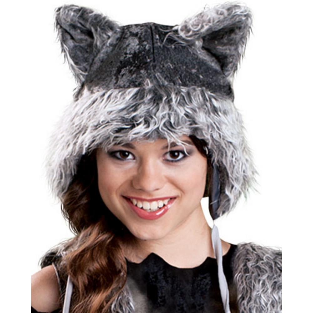 Girls Werewolf Costume Image #3