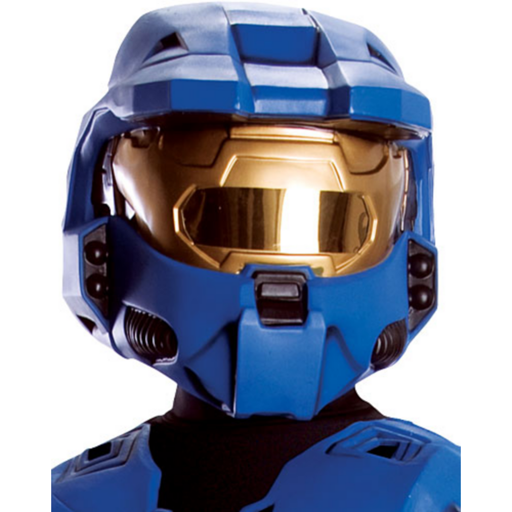 Adult Halo Blue Costume Deluxe Image #2