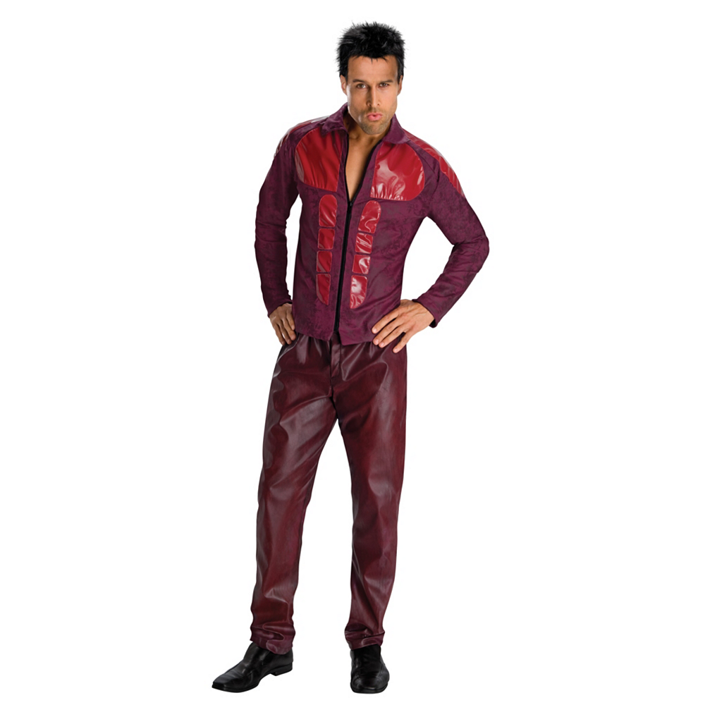 Nav Item for Adult Derek Zoolander Costume Image #1