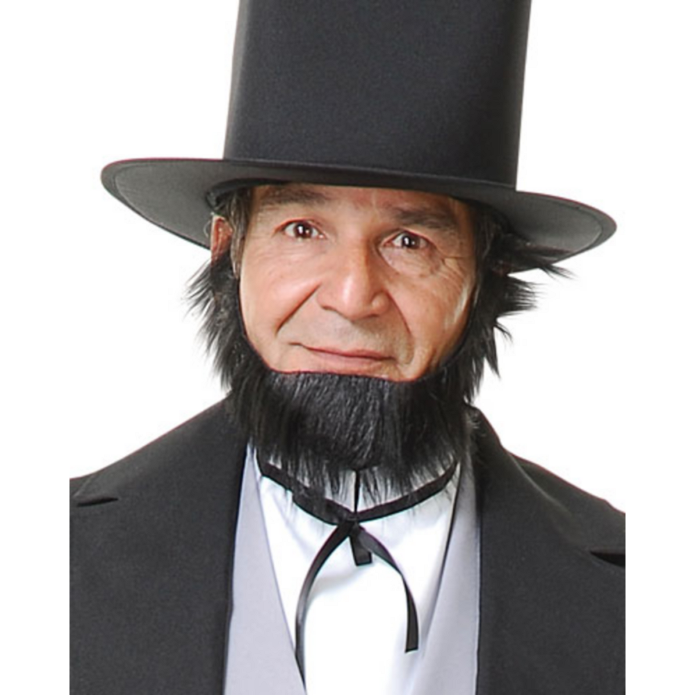 Adult Abraham Lincoln Costume Image #2