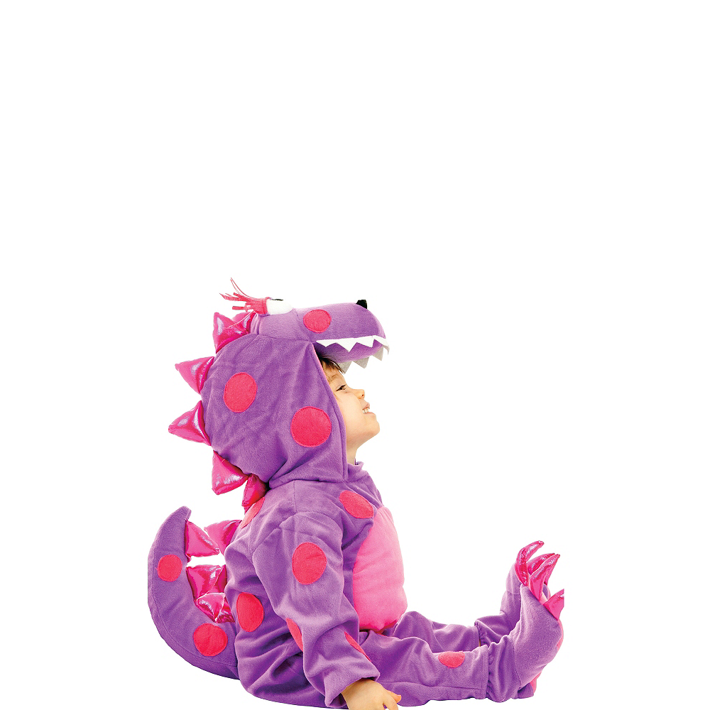 Nav Item for Baby Teagan the Dragon Costume Image #1