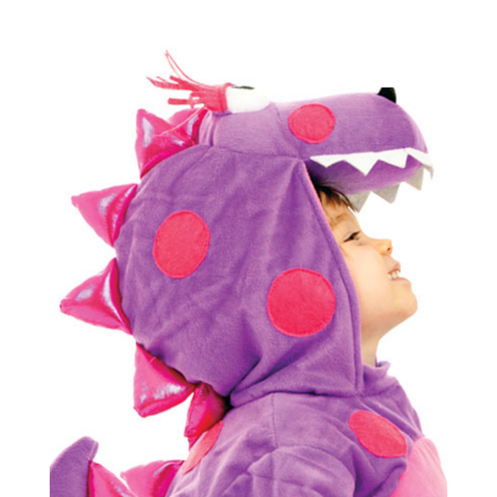 Nav Item for Baby Teagan the Dragon Costume Image #2