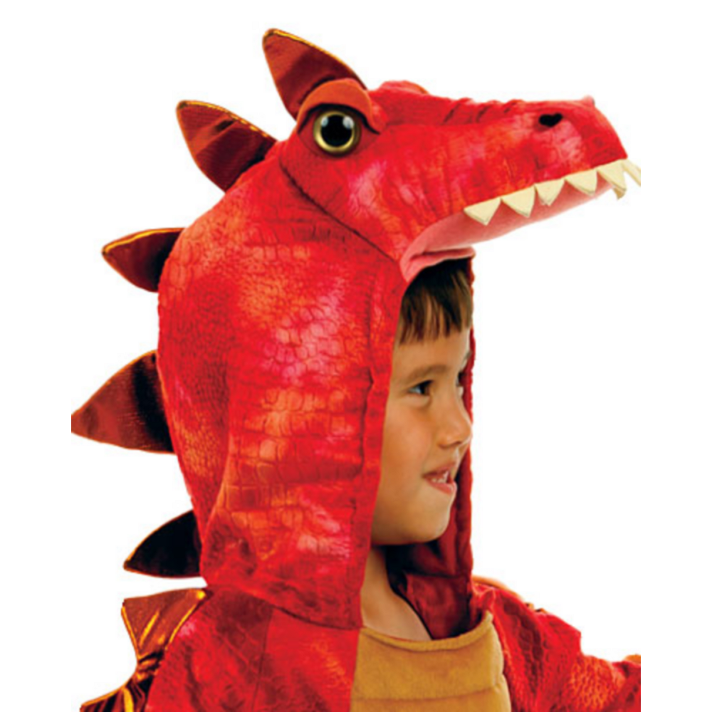 Boys Hydra 3-Headed Dragon Costume Deluxe Image #2