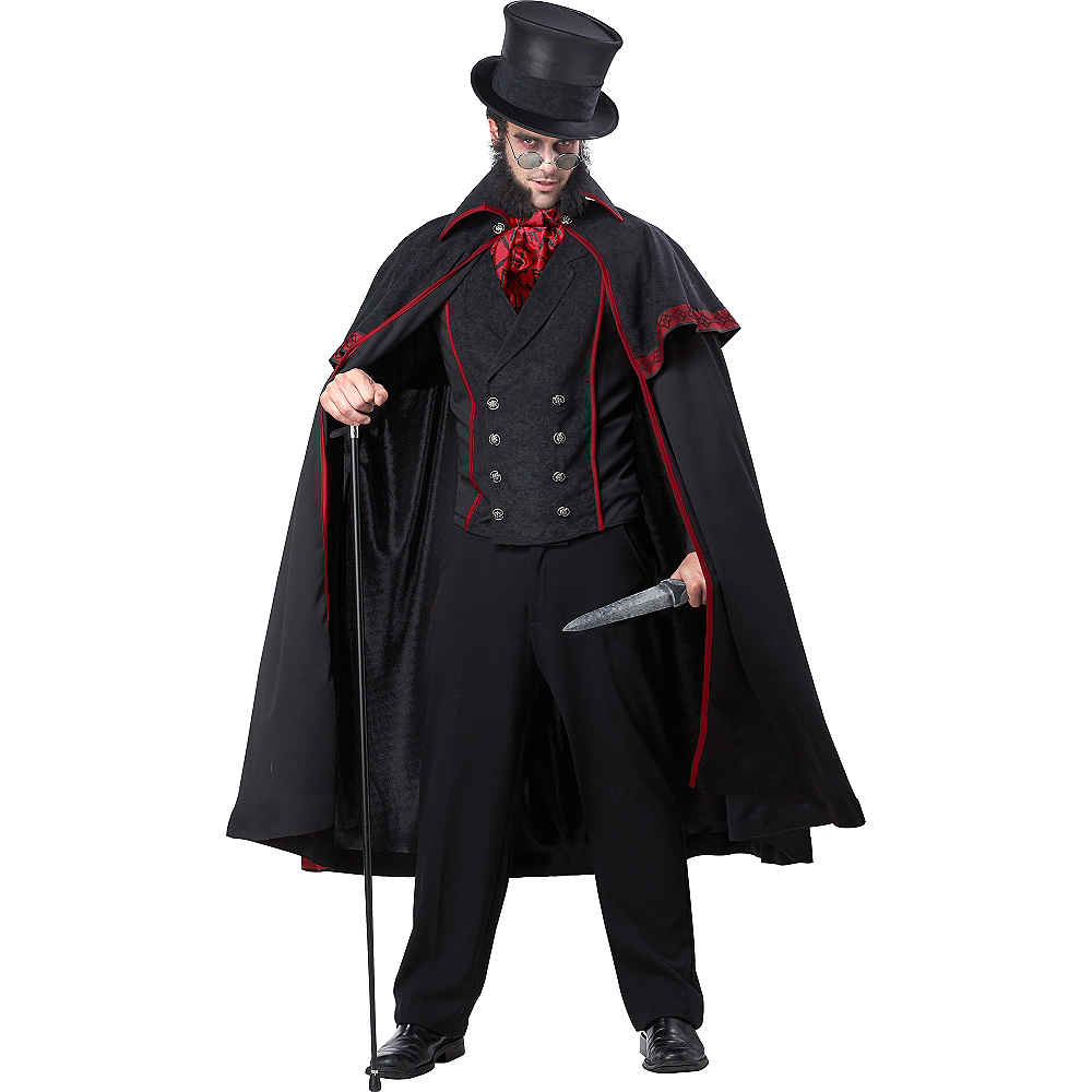 Adult Jack the Ripper Costume Image #1