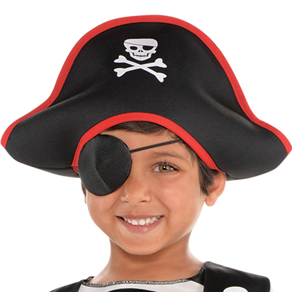 Toddler Boys Rascal Pirate Costume Image #2