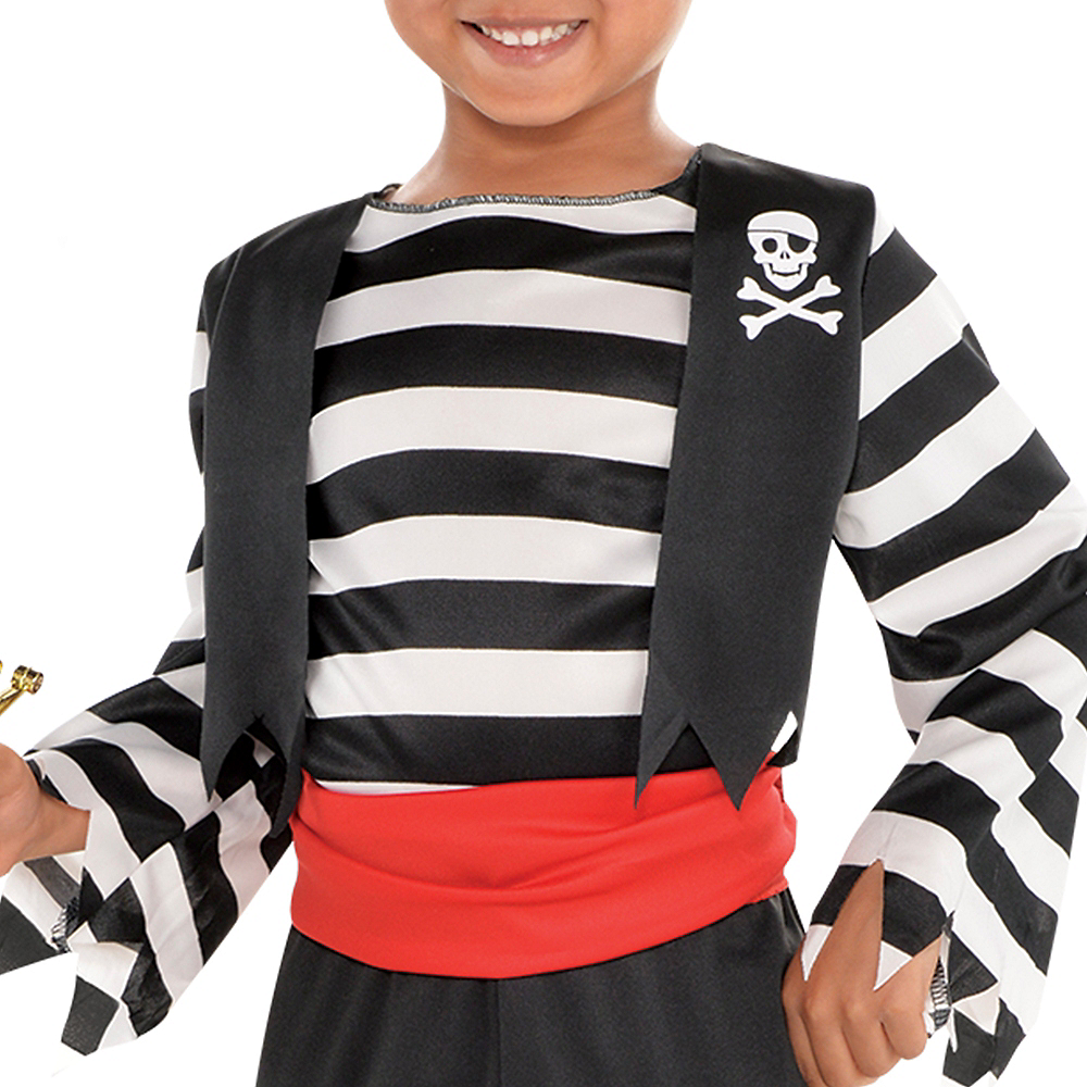 Toddler Boys Rascal Pirate Costume Image #3