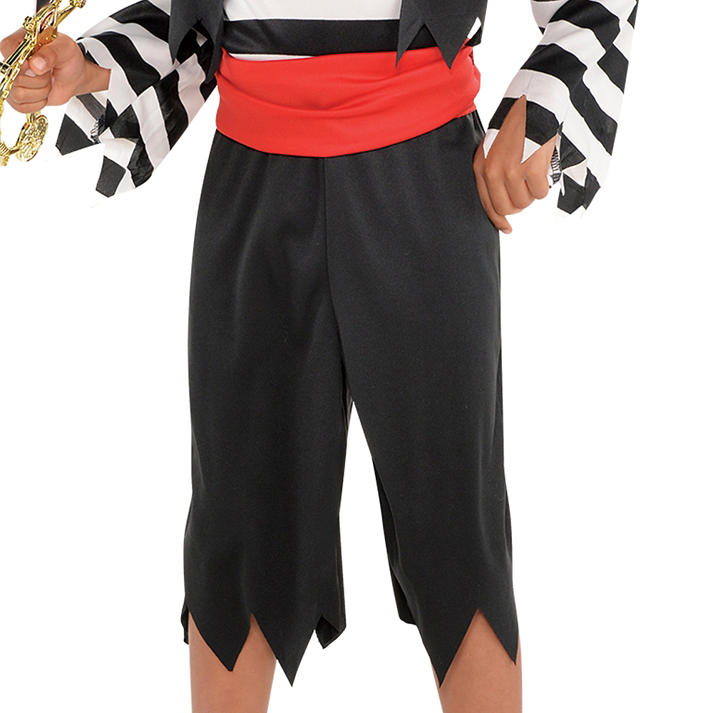 Nav Item for Toddler Boys Rascal Pirate Costume Image #4