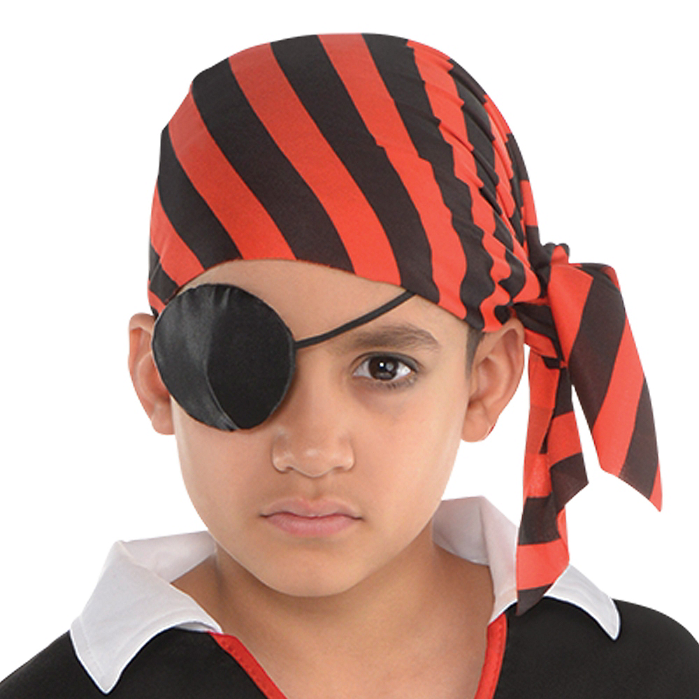 Boys Rebel of the Sea Pirate Costume Image #2