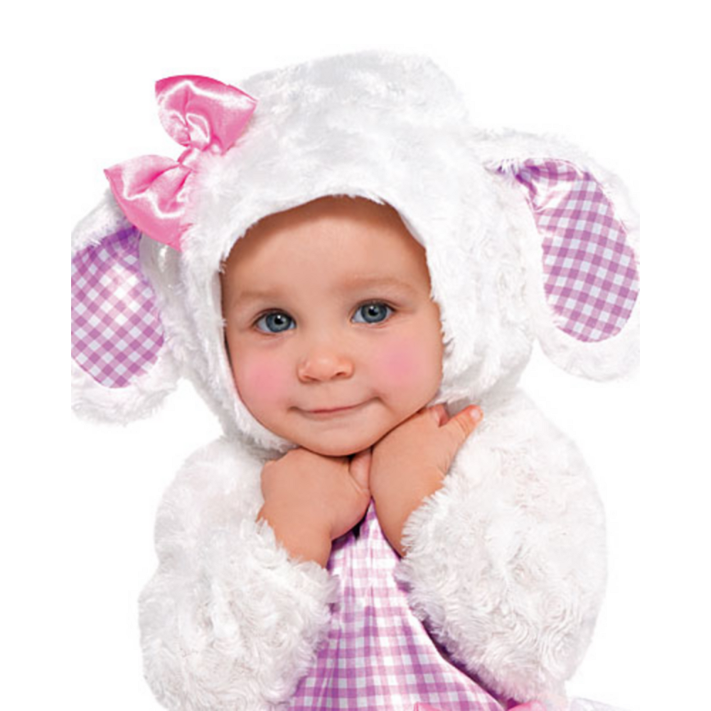Baby Little Lamb Costume Image #2