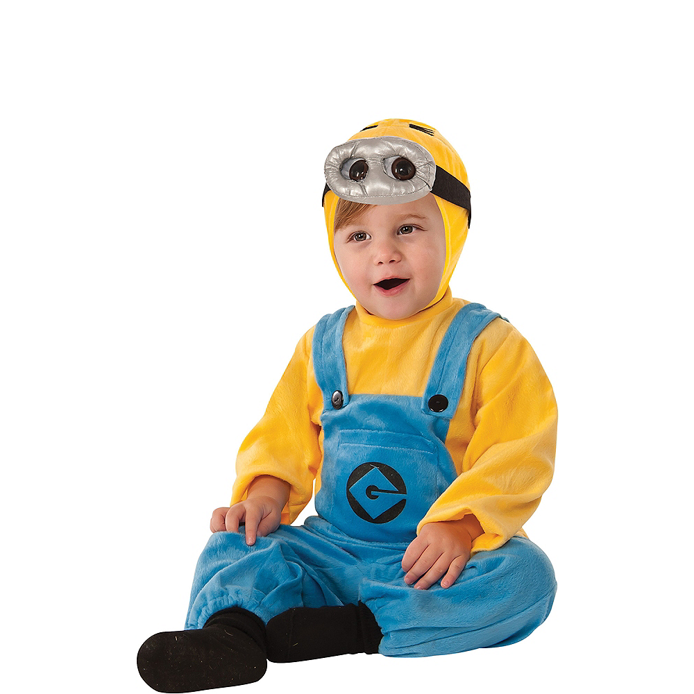Despicable Me Kid Costume Video