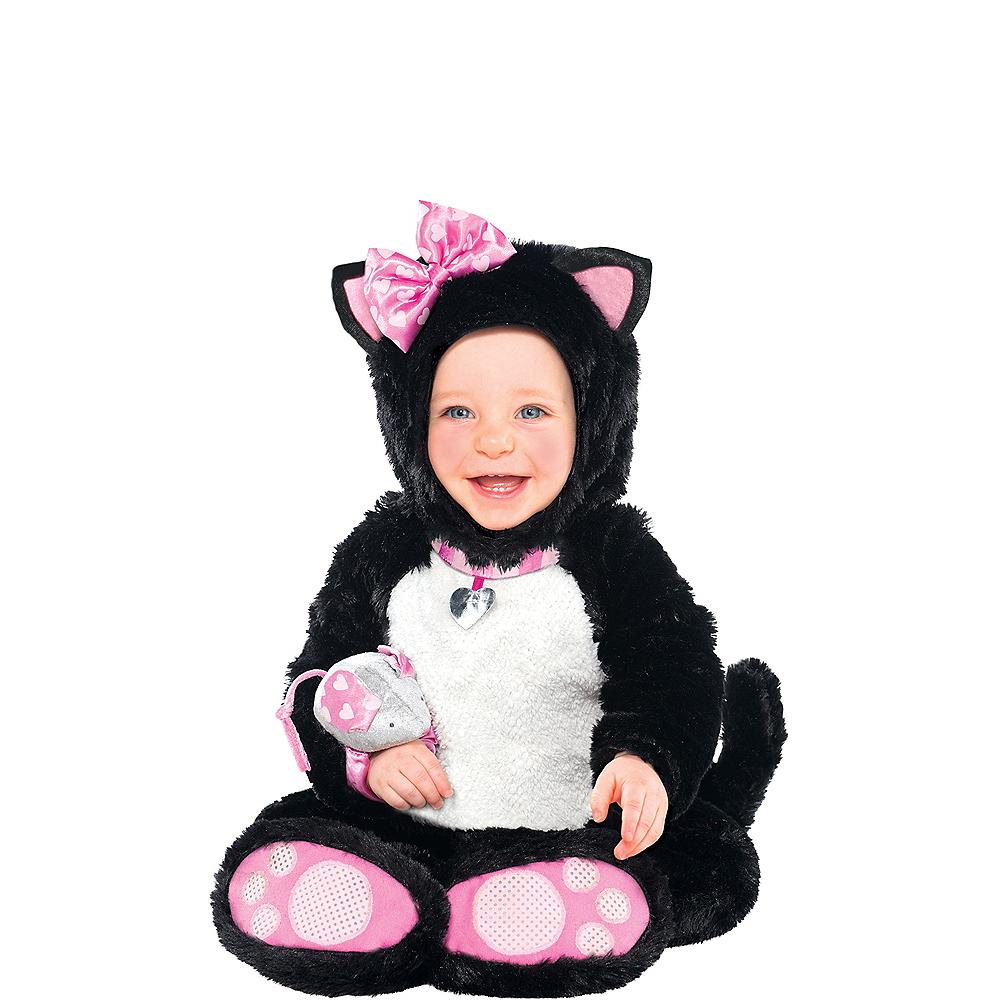 Baby Itty Bitty Kitty Costume - Cat Image #1