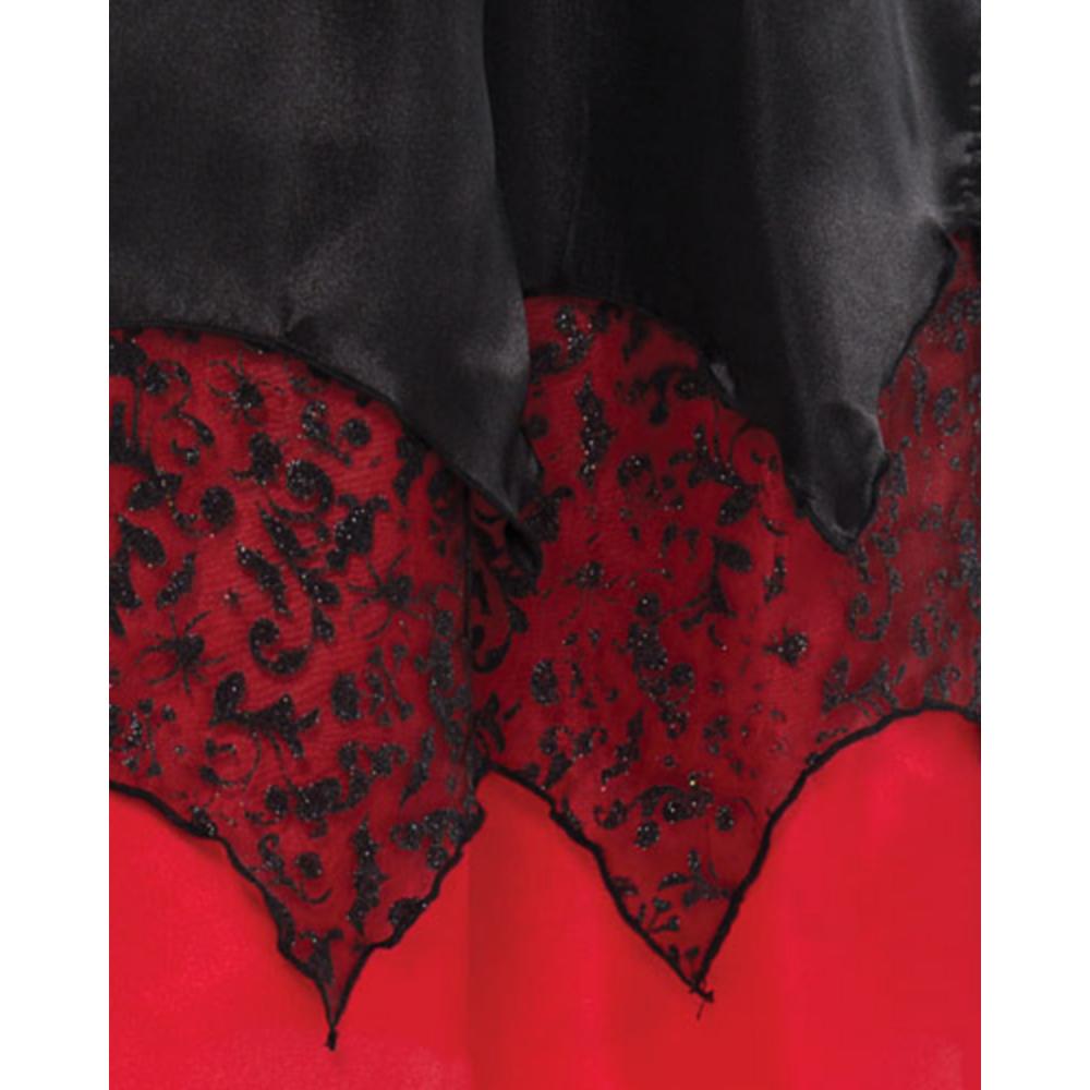 Girls Vampire Queen Costume Image #5