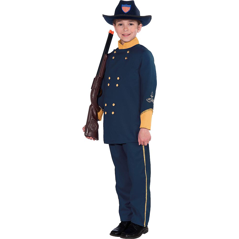 Boys Union Officer Costume Image #1