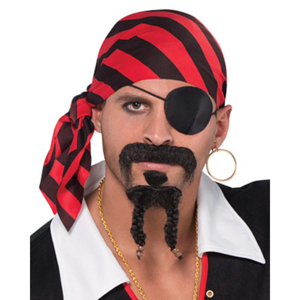 Adult Rebel of the Sea Pirate Costume Image #2