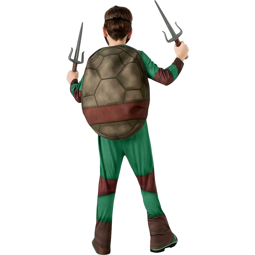 Boys Raphael Costume - Teenage Mutant Ninja Turtles Image #2
