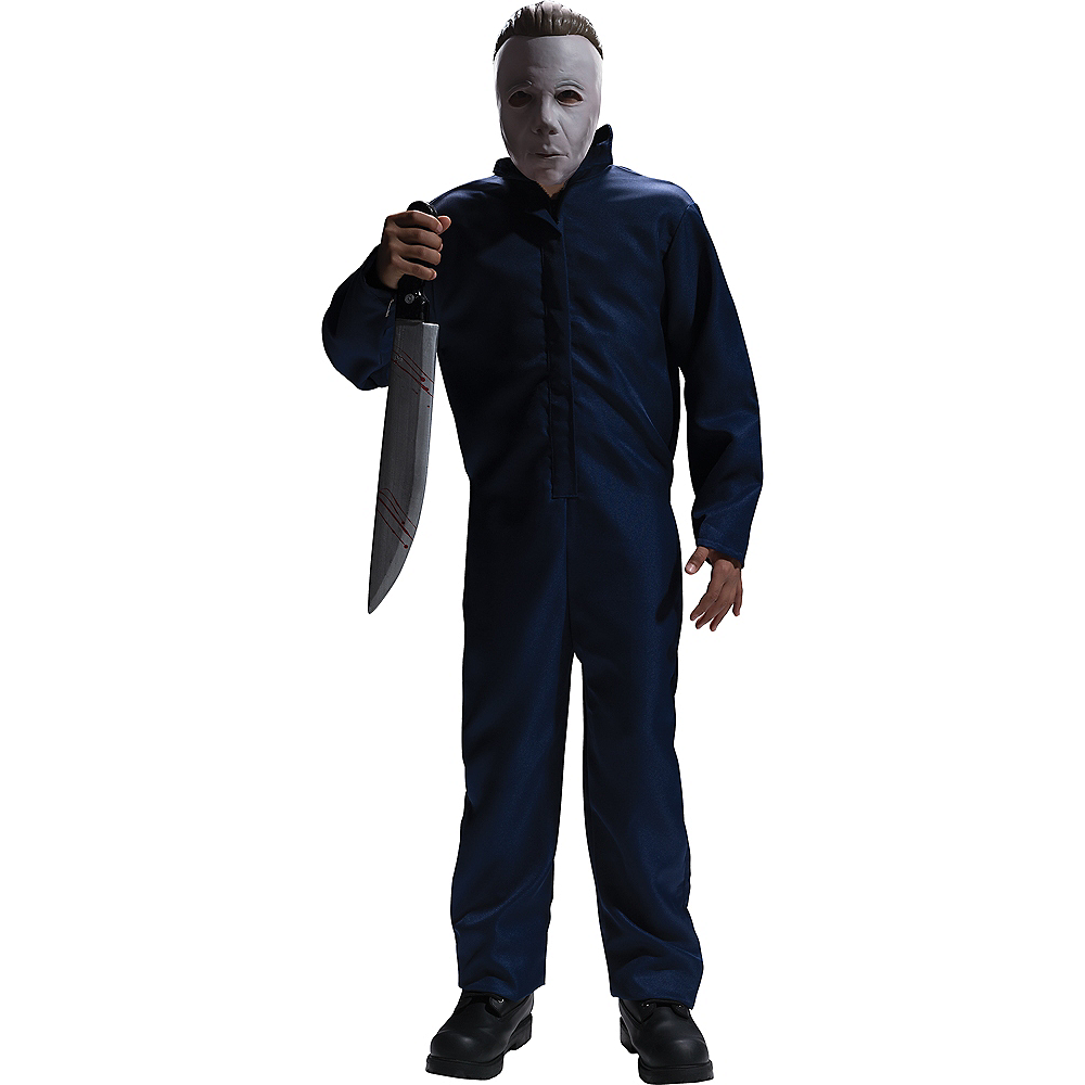 boys classic michael myers costume halloween