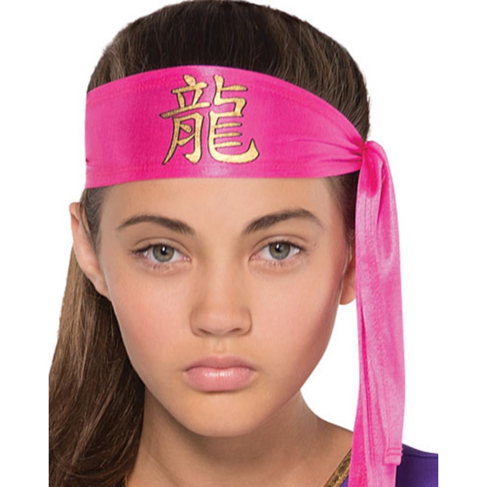 Girls Sassy Samurai Costume Image #2