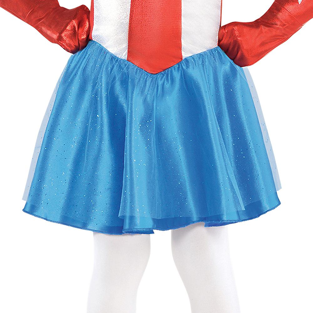 Toddler Girls American Dream Costume Image #4