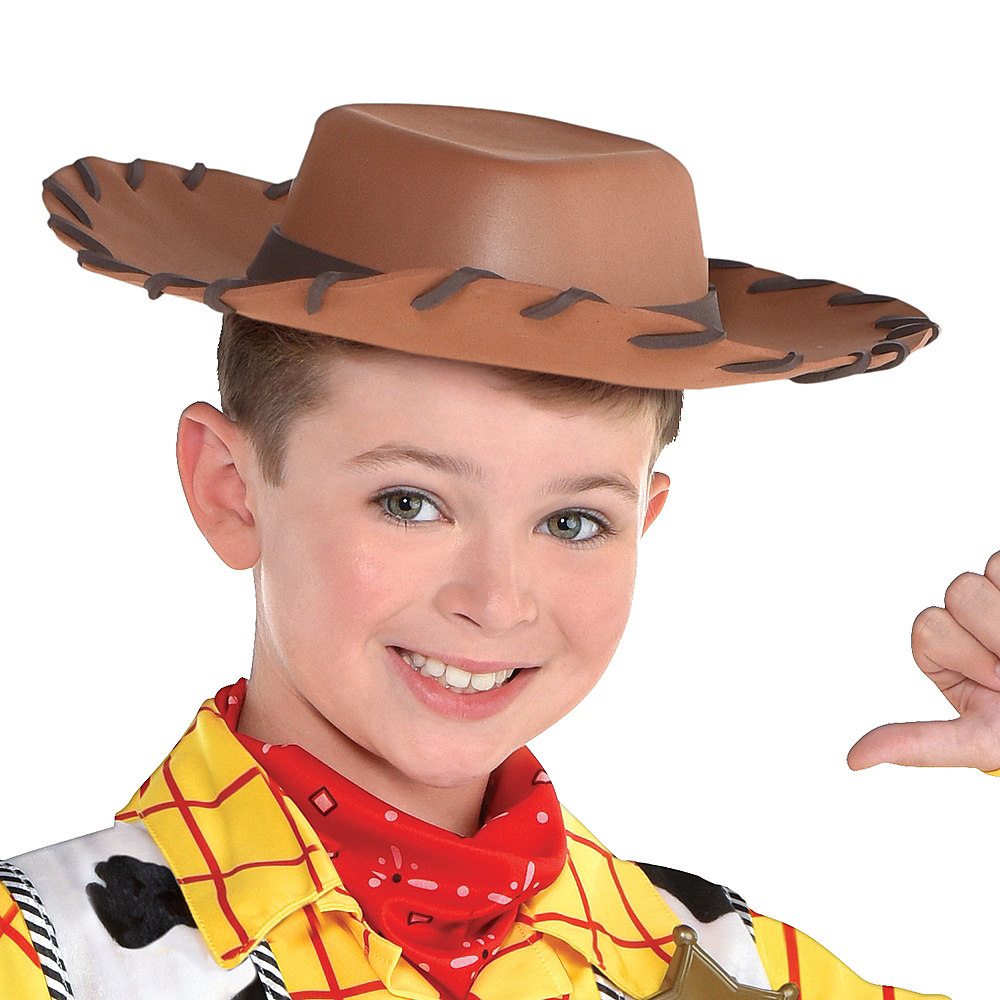 Nav Item for Child Woody Costume - Toy Story Image #2