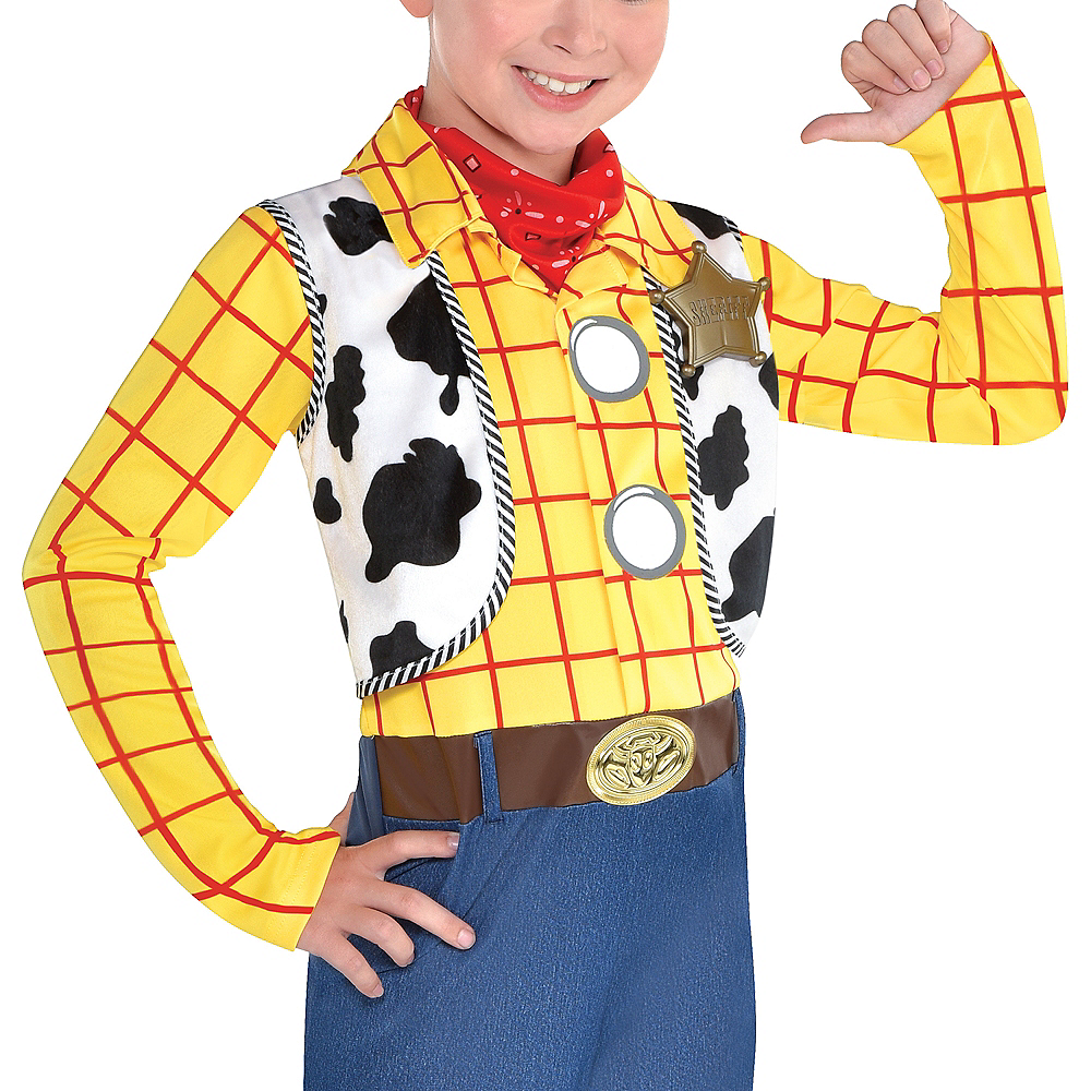 Nav Item for Child Woody Costume - Toy Story Image #3