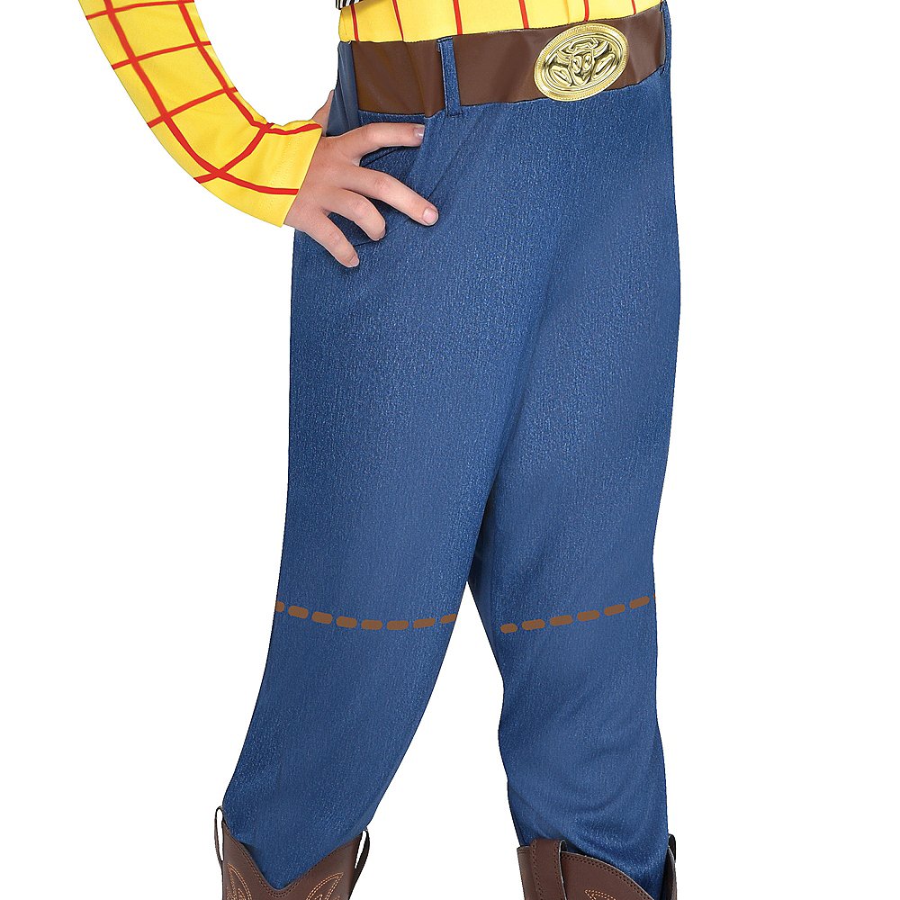 Nav Item for Child Woody Costume - Toy Story Image #4