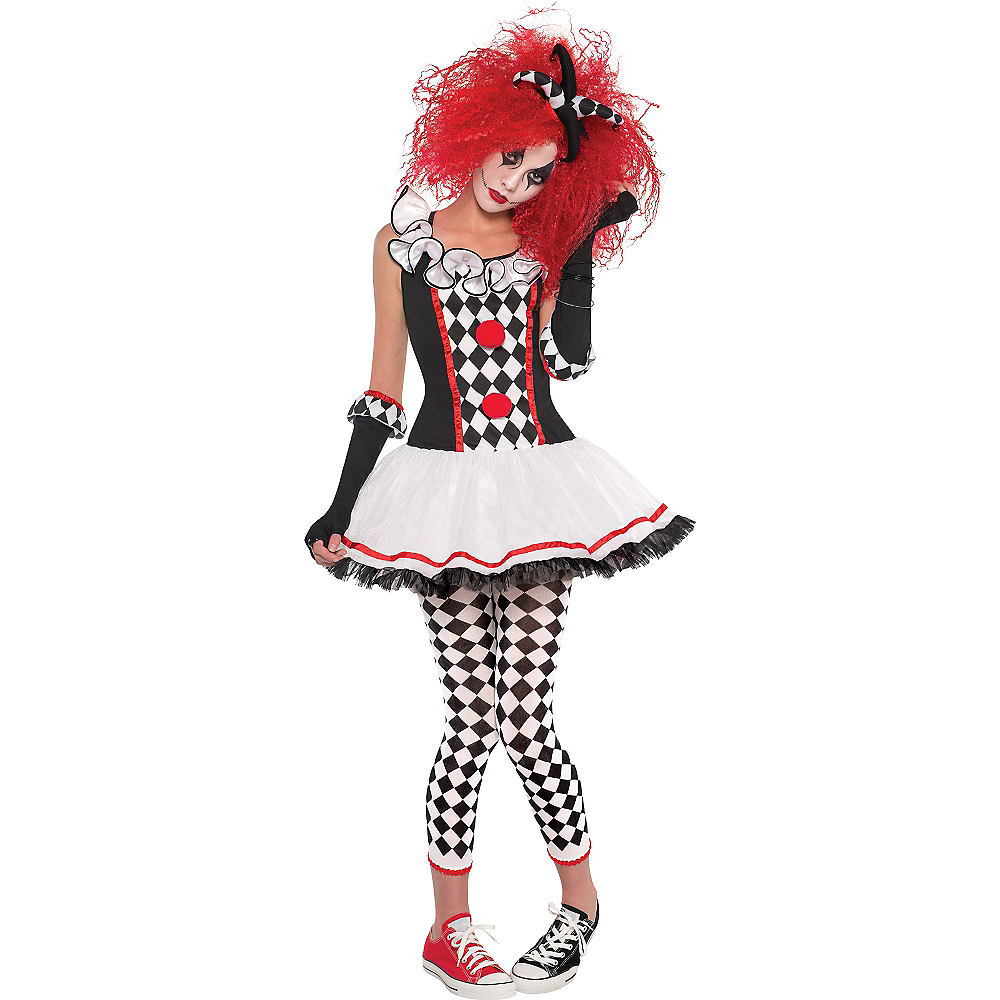 Adult Harlequin Honey Costume Image #1