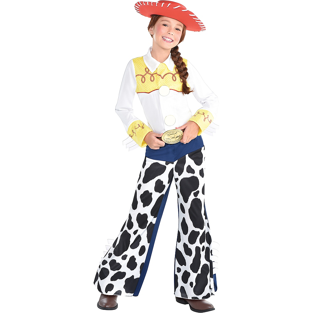 Child Jessie Costume - Toy Story Image #1